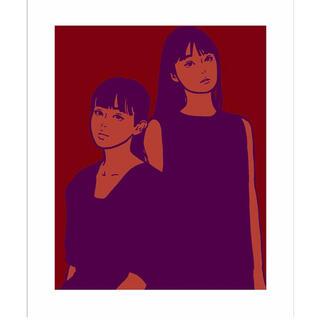 kyne Untitled:E シルクスクリーン(版画)
