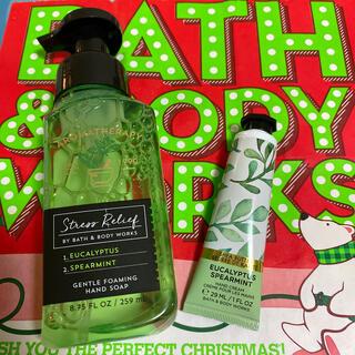 Bath & Body Works - Bath&BodyWorks バスアンドボディワークス ソープ&ハンドクリーム