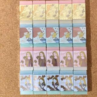 ディズニー(Disney)のディズニー  プリンセス  消しゴム  日本製  20個セット (消しゴム/修正テープ)