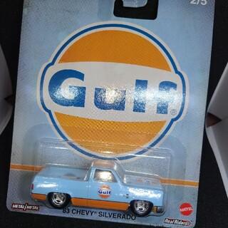 シボレー(Chevrolet)のホットウィール カーカルチャービンテージオイル silveradoブリスター割れ(ミニカー)