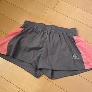 アディダス(adidas)の美品アディダス ショートパンツ トレーニング(ショートパンツ)