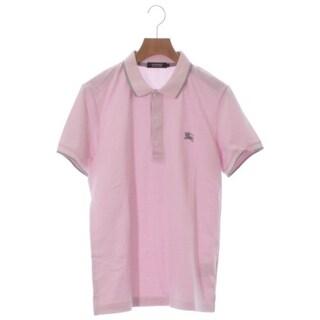 バーバリーブラックレーベル(BURBERRY BLACK LABEL)のBURBERRY BLACK LABEL ポロシャツ メンズ(ポロシャツ)