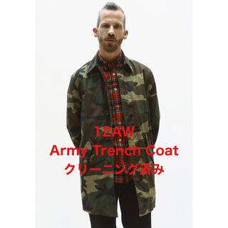 シュプリーム(Supreme)の12fw Supreme Army Trench Coat Jason Dill(トレンチコート)