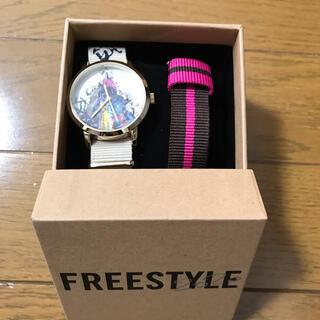 アラシ(嵐)のFREE STYLE 2020 時計 腕時計 フリースタイル(アイドルグッズ)