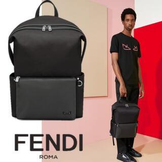 フェンディ(FENDI)のFENDI バックパック(バッグパック/リュック)