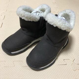 ナイキ(NIKE)のナイキNIKE チャッカモック ムートンブーツ スノーブーツ 17㎝(ブーツ)