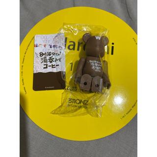 【新品】BE@RBRICK series41 アーティスト ムロツヨシ(キャラクターグッズ)