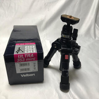 ベルボン(Velbon)のベルボン ミニ三脚 ウルトラ353mini(その他)