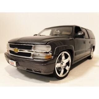 シボレー(Chevrolet)のアーテル/'00 Chevyシボレー Suburbanサバーバン 1/18(ミニカー)