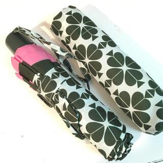 ケイトスペードニューヨーク(kate spade new york)の新品未使用 ケイトスペード折り畳み傘(傘)
