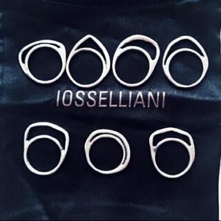 イオッセリアーニ(IOSSELLIANI)のIOSSELLIANI パズルリング (リング(指輪))