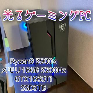 ASUS - Ryzen9 SSD6TB ハイエンドゲーミングPC