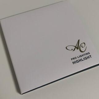 エーシーバイエンジェルカラー(AC by Angel Color)のAC プロライティングハイライト ペールホワイト×ライトピンク(フェイスカラー)