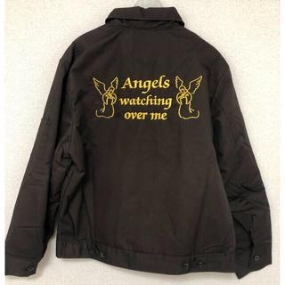 シュプリーム(Supreme)のparadis3 Angel Watching WORK JKT L BROWN(ブルゾン)