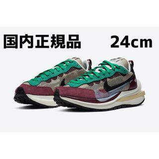 サカイ(sacai)の国内正規品 24cm■NIKE × Sacai Vaporwaffle(スニーカー)