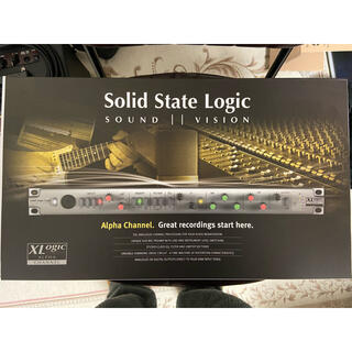 売り切り価格 XLogic Alpha Channel マイクプリアンプ(その他)