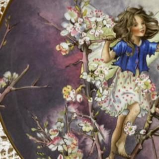 ビレロイアンドボッホ(ビレロイ&ボッホ)のビレロイ&ボッホ 【りんぼくの木の妖精】飾り皿(置物)