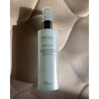 クリスチャンディオール(Christian Dior)のディオール イドラライフモイスト&フィックスミスト(化粧水/ローション)