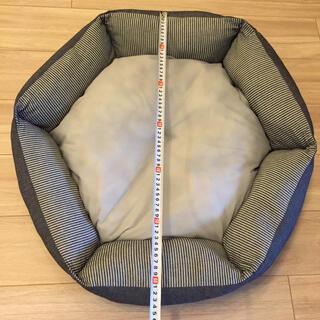 ニトリ(ニトリ)のリバーシブル ベッド ペット ペットベッド 犬 猫(犬)