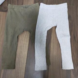 ユニクロ(UNIQLO)のレギンス スパッツ 韓国子供服 ユニクロ(パンツ)
