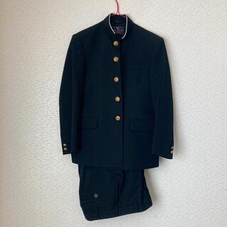 学生服 学ラン 男子学生 155A 標準型学生服 上下(スーツジャケット)