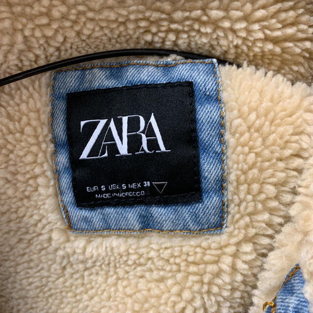 ZARA(ザラ)のZARA デニムジャケットGジャン メンズのジャケット/アウター(Gジャン/デニムジャケット)の商品写真