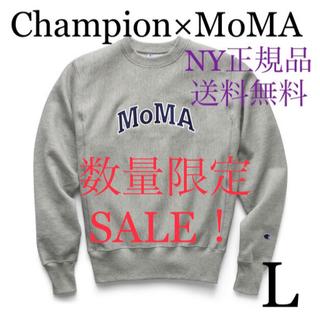 MOMA - champion MoMA チャンピオン モマ スウェット トレーナー L