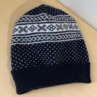 インバーアラン(INVERALLAN)のインバーアラン Inverallan ニット帽子 ニットキャップ(ニット帽/ビーニー)