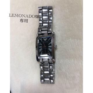 エンポリオアルマーニ(Emporio Armani)のエンポリオアルマーニ 時計(腕時計(デジタル))