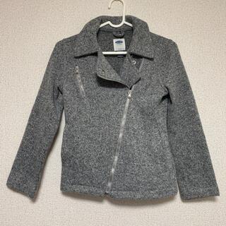 オールドネイビー(Old Navy)の美品☆オールドネイビー☆ライダースデザインジャケット(ジャケット/上着)