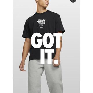 ナイキ(NIKE)のnike stussy L(Tシャツ/カットソー(半袖/袖なし))