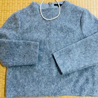 アナイ(ANAYI)のアナイ 素敵なカットソー36グレー(カットソー(長袖/七分))