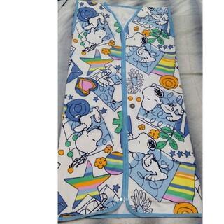 スヌーピー(SNOOPY)のSNOOPY スヌーピー 着る毛布 かいまき(毛布)