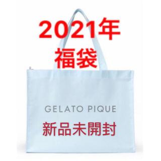 ジェラートピケ(gelato pique)の 2021年  福袋 スナイデル リリーブラウン ミラオーウェン(ルームウェア)
