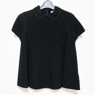 ヴァレンティノ(VALENTINO)のバレンチノ 半袖カットソー サイズM美品  -(カットソー(半袖/袖なし))