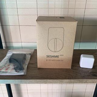 セサミmini SESAME mini WiFiアクセスポイント(その他)