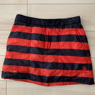 le coq sportif - ルコックゴルフ冬用スカート