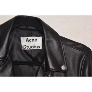 アクネ(ACNE)のacne studios アクネ レザージャケット ライダース auralee(ライダースジャケット)