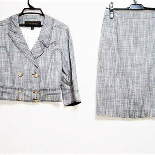 ルイヴィトン(LOUIS VUITTON)のルイヴィトン スカートスーツ サイズ38 M -(スーツ)