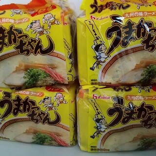 ハウスショクヒン(ハウス食品)のうまかっちゃん60袋 2ケース(インスタント食品)