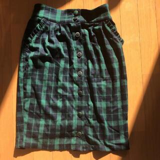 ナイスクラップ(NICE CLAUP)のスカート(ひざ丈スカート)