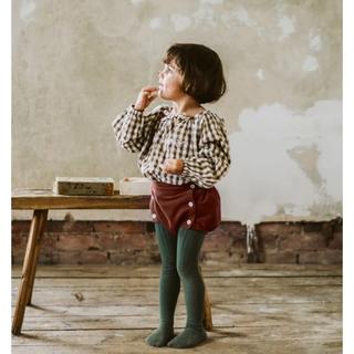 ボンポワン(Bonpoint)のlittle cotton clothes コーデュロイブルマ (パンツ)