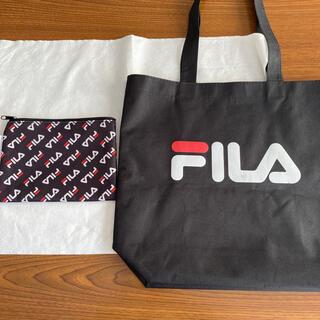 フィラ(FILA)のFILA トートバッグ ポーチ(トートバッグ)