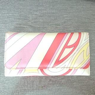 エミリオプッチ(EMILIO PUCCI)のエミリオ・プッチ 長財布 難あり(財布)