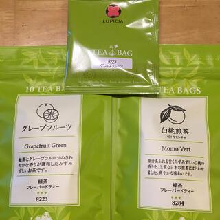 ルピシア(LUPICIA)のルピシア♡グレープフルーツ&白桃煎茶(茶)