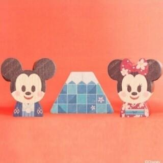 ディズニー(Disney)の新品未開封 KIDEA 日本限定(着物Ver.)(積み木/ブロック)