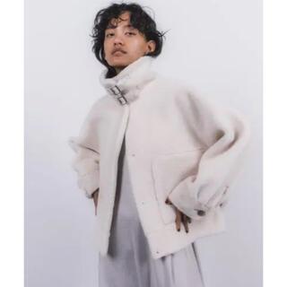 スタニングルアー(STUNNING LURE)のスタニングルアー エコムートンショートジャケット 完売品 美品 (ムートンコート)