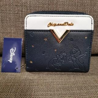 チップアンドデール(チップ&デール)の【チップ&デール】2つ折財布(財布)