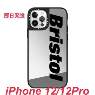 エフシーアールビー(F.C.R.B.)のBRISTOL MIRROR SILVERCASE iPhone12&12Pro(iPhoneケース)