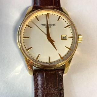 パテックフィリップ(PATEK PHILIPPE)のパティックフリップ(腕時計(アナログ))
